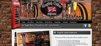 English Cellar Alehouse